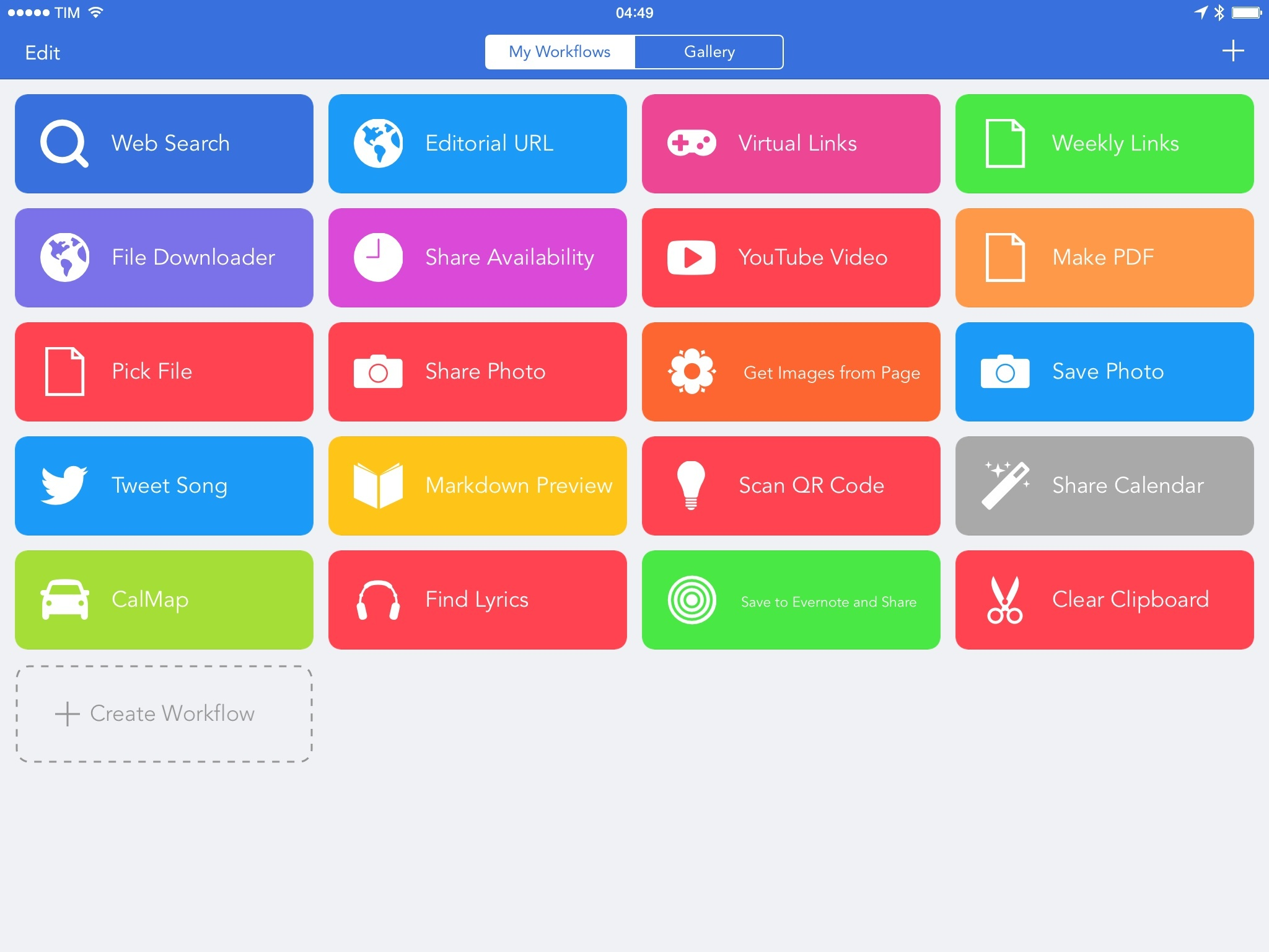 Workflow Review Integrated Automation For Ios 8 Macstories